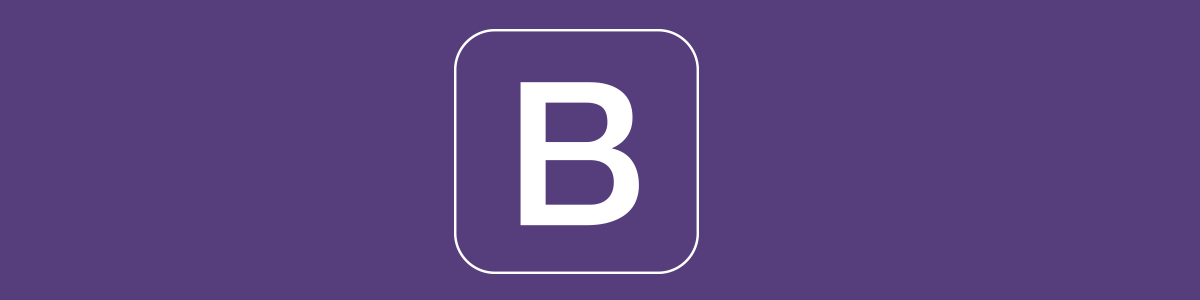 Bootstrap tutorial logo