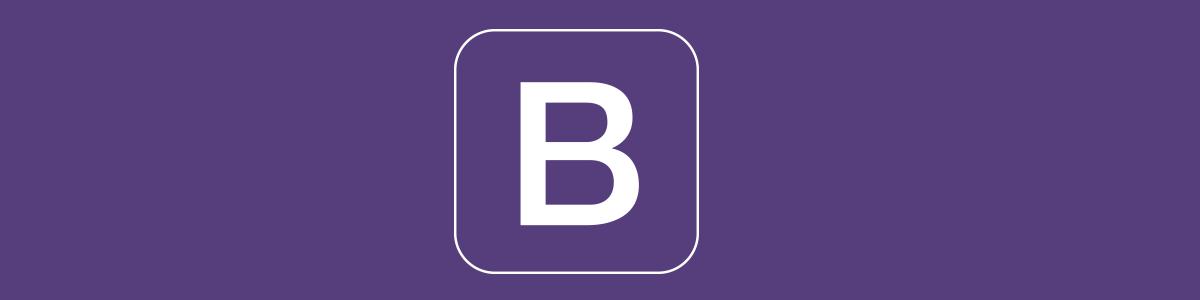 Bootstrap tutorial logo